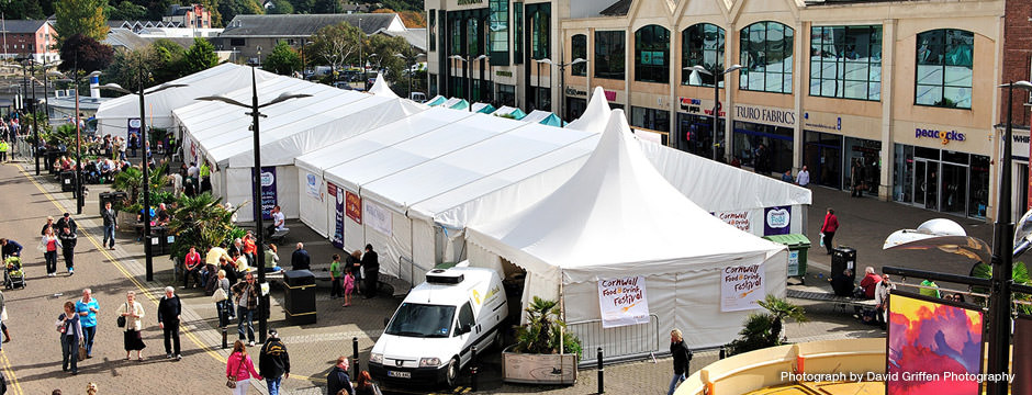 Truro Food and drink festival event